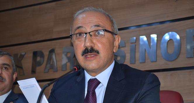 Bakan Elvan: Devletimizi ve milletimizi bu beladan kurtaracağız