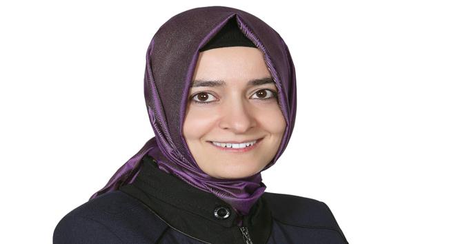 Bakan Fatma Betül Sayan: 15 Temmuzda 8 tane kadın şehidimiz var