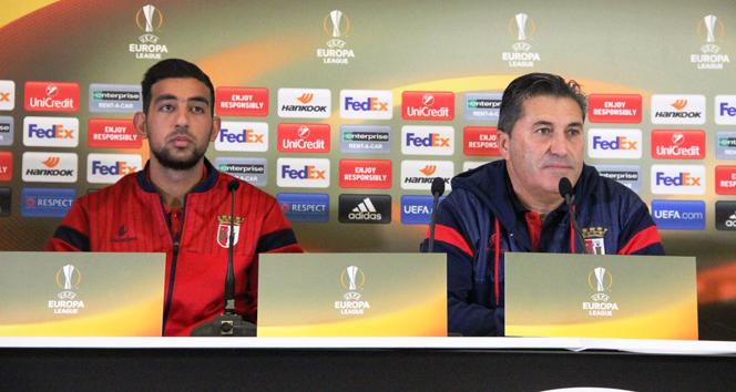 Braga, Atiker Konyaspor maçından 3 puan hedefliyor