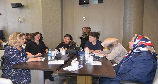 Kütahya'da Kadın Meclisi Toplantısı