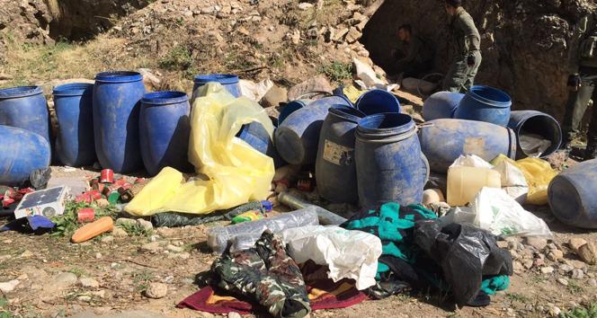 Tuncelide 13 terörist öldürüldü