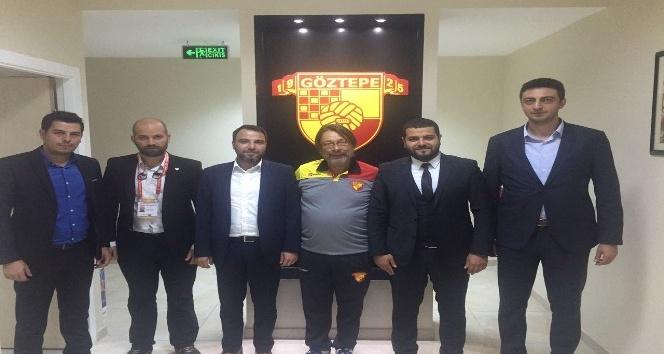 THF Başkan Adayı Atıcı'ya İzmir morali