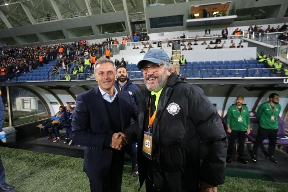 UEFA Avrupa Ligi'nde Osmanlıspor, Villarreal ile karşılaştı