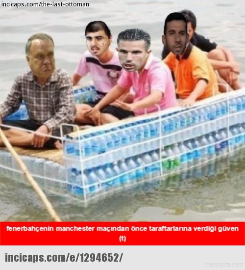 Fenerbahçe'nin mağlubiyeti sonrası capsler patladı