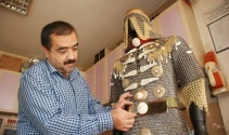 Sultan III. Mustafanın paha biçilemeyen zırhının replikasını yaptılar