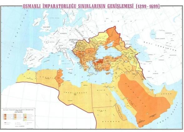 Osmanlı'nın savaş taktileri