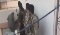 DAEŞ militanlarının Kerküke girişi kamerada