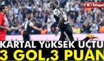 Beşiktaş Antalyaspor maçı özet ve golleri izle