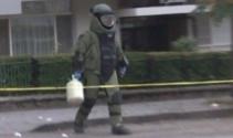 Başkent'te şüpheli paket alarmı