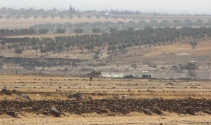 DEAŞ hedefleri CNRA ile fırtına obüs toplarıyla vuruluyor