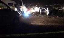 İzmirde otomobilde infaz