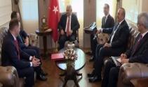 Başbakan Yıldırım, Arnavutluk Dışişleri Bakanı Bushati'yi kabul etti