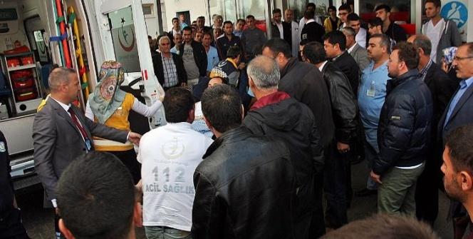 İmha edilmek istenen patlayıcı infilak etti: 2'si polis 3 yaralı