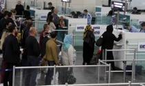 Atatürk Havalimanında pasaport sistemi arızası