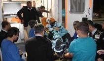 DEAŞ saldırısında yaralanan 11 Peşmerge Elazığa getirildi
