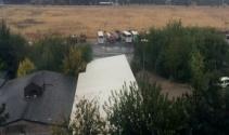 112 Acil Komuta Merkezinden asit yağmuruyla ilgili yeni anons