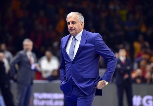 Galatasaray Fenerbahçe basketbol maçı özel kareler...
