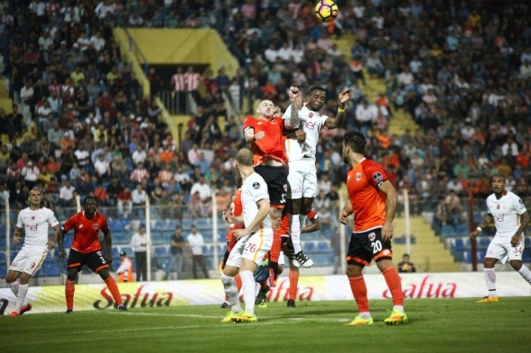 Galatasaray Bruma ile güldü
