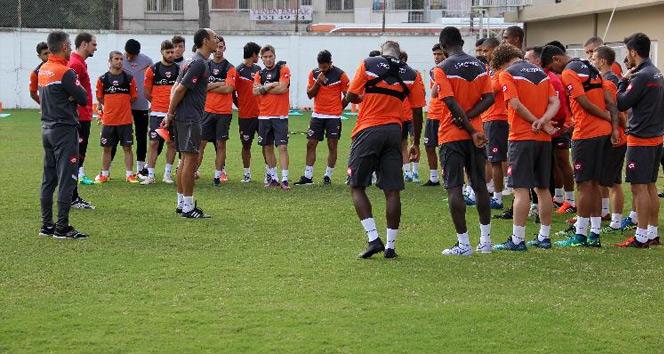 Adanaspor, Gençlerbirliği maçının hazırlıklarını sürdürüyor