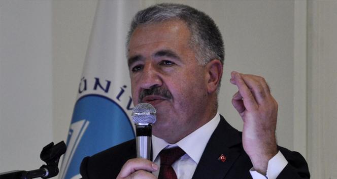 Ulaştırma, Denizcilik ve Haberleşme Bakanı Ahmet Arslan Azerbaycanda