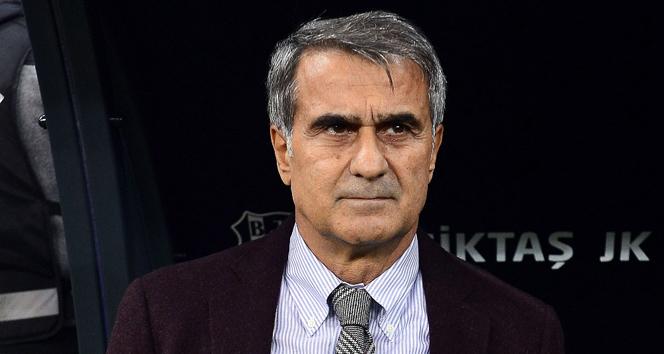 Beşiktaş, Şenol Güneş'in sözleşmesini 2019 yılına kadar uzattı