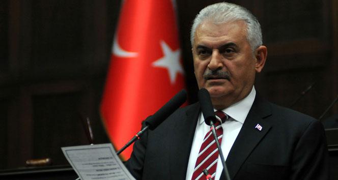 Başbakan Yıldırımdan Suriye açıklaması...