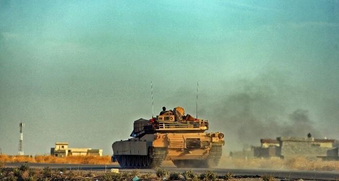 Irak güçleri, Huveyceyi DEAŞtan temizledi