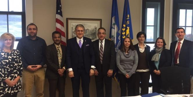 İAÜ Amerika'nın saygın üniversiteleriyle işbirliği anlaşmaları yaptı