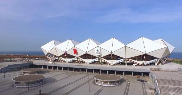 Trabzonspor Akyazı Stadyumu'nda geri sayıma geçildi