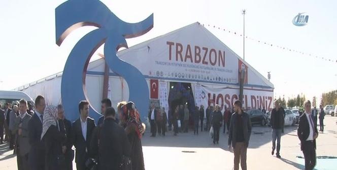 Trabzonlular Maltepe'de buluştu