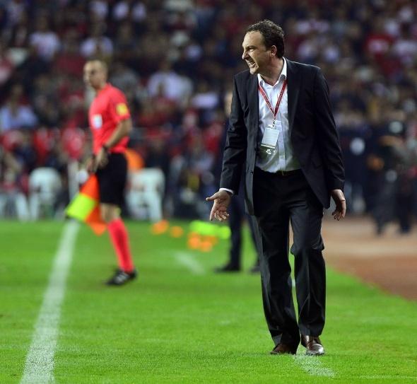 Türkiye - Kosova maçı özel kareler
