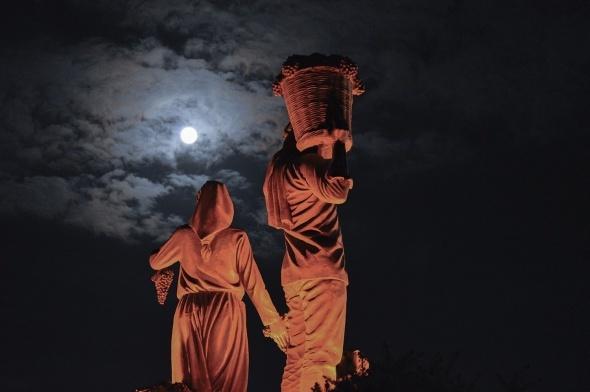 Süper Ay yurtta ilgiyle izlendi