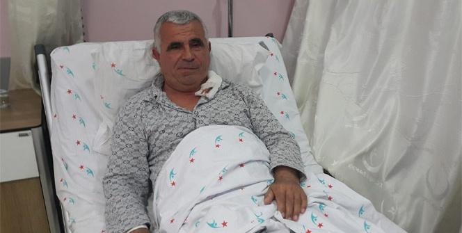 Arnavut hasta, sağlığına Türkiye'de kavuştu
