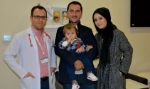 Ahmet Bebek yaşamı seçti