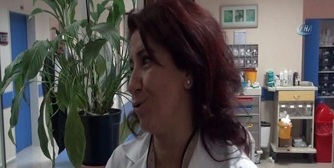 KOAH hastası sigaranın zararlarını ilginç bir ironiyle anlattı