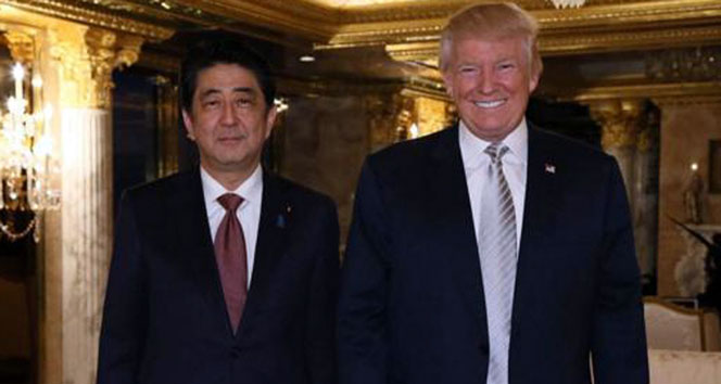 İşte Trumpın ilk görüştüğü lider