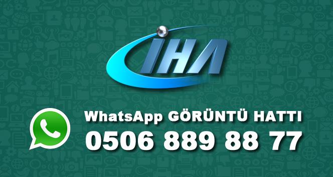 İhlas Haber Ajansı WhatsApp görüntü hattı açıldı l İHA WhatsApp hattı