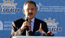 Bakan Özhaseki: 'Türkiye dünyayı binde 7 kirletiyor'