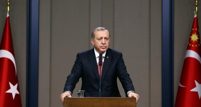 Cumhurbaşkanı Erdoğandan Şangay 5lisi çıkışı