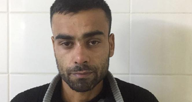 İnsan kaçakçısı polisi öldürüyordu