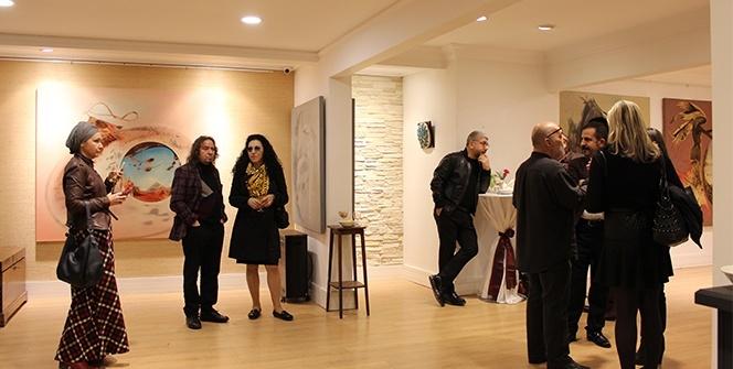 Geleceğin sanatçıları için sanat ve akademi camiası bir araya geldi