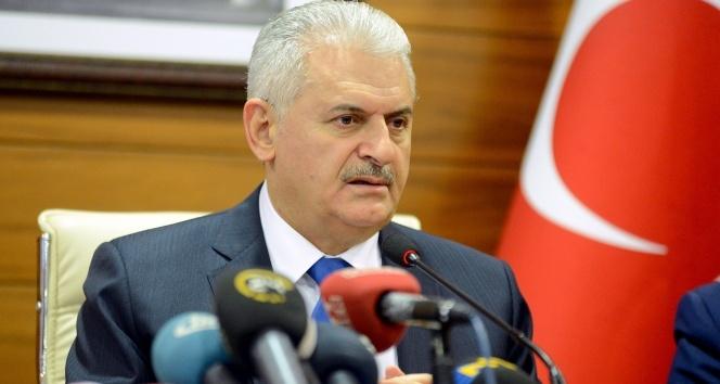 Başbakan Yıldırım, Adana Valisi Demirtaşı aradı