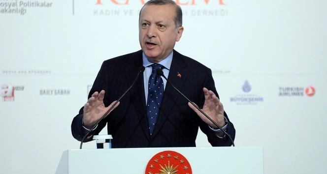 Erdoğan: Biz Avrupada misafir değil, ev sahibiyiz