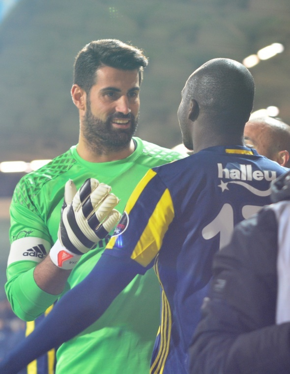 Fenerbahçe 5 Çaykur Rizespor 1