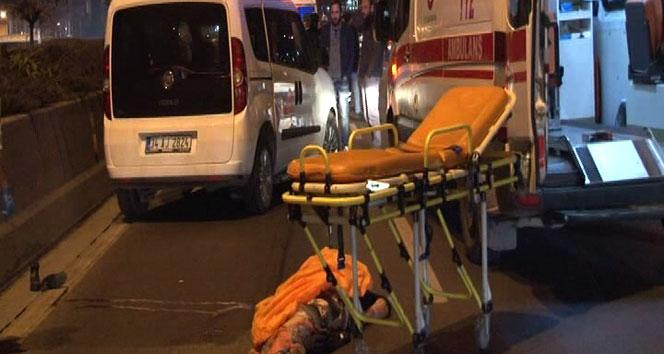 İstanbulda feci kaza: Anne ile kızı hayatını kaybetti