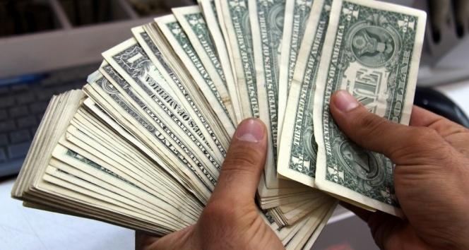 Dolar, TL karşısında 3,45i aştı
