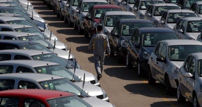 Avrupa otomobil pazarı ilk 6 ayda yüzde 4,6 arttı