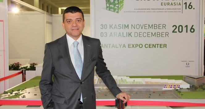 Tarım sektörünün dev buluşması Growtech Eurasia başlıyor