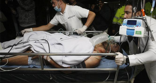 Kolombiyada uçak kazasında 76 kişi hayatını kaybetti