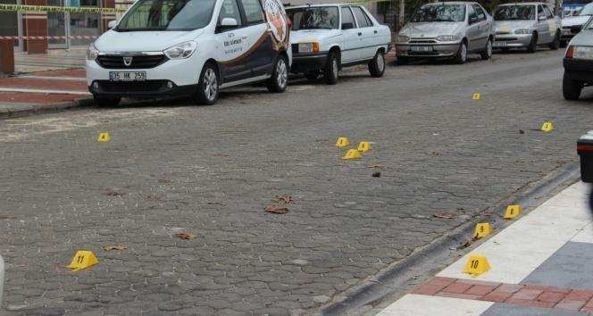 Manisada silahlı çatışma: 6 yaralı